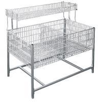 Стол для распродаж (накопитель) с регулируемым дном  1288 SDR