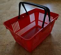 Корзина пластиковая Лукошко-эконом