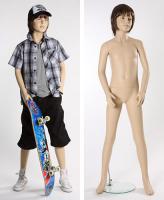 Манекен детский, телесный, 12 лет Young 13